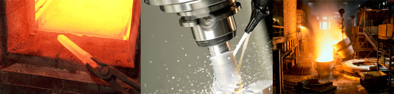 Manufacturing Process Banner