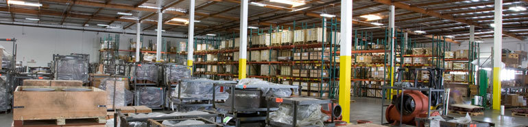 Warehousing Banner
